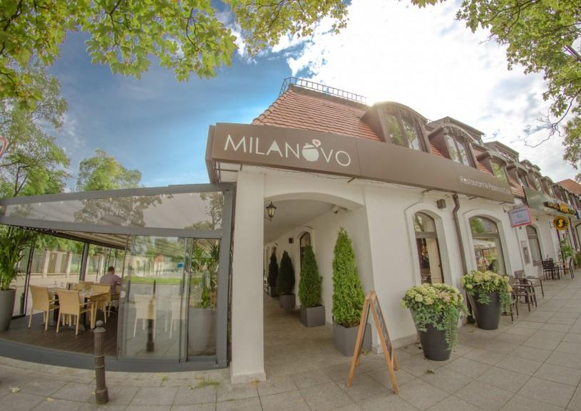 Milanovo, Warszawa, Pologne
