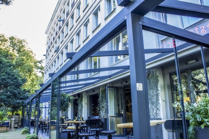 Restaurant Na Lato, Warszawa, Pologne