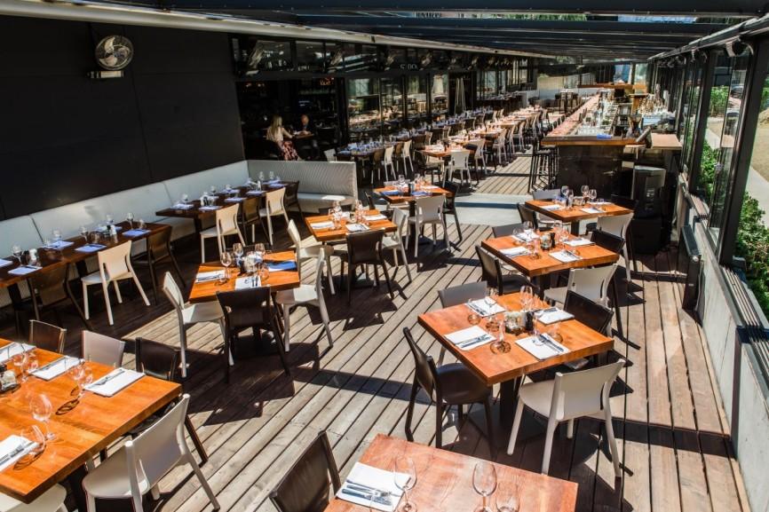 Restaurant STIXX Bar&Grill, Warszawa, Pologne